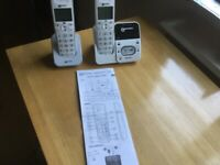 Cordless home phone with Answerphone