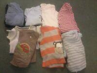 Baby Boy Bundle 0-6 months