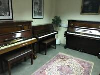 Nationwide piano storage based in Bath Bristol Somerset