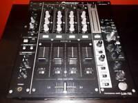 Pioneer dj mixer djm cdj turntable