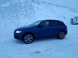 Audi Q5 S Line Plus