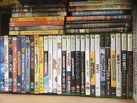 Xbox games and dvds