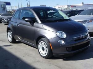 2014 Fiat 500 Pop 1.4L 4CYL EASY FINANCING AVAILABLE!!