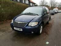 2006 Chrysler Grand Voyager 2.8 auto Stow N Go