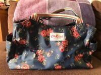 Lovely Cath kidston blue flowery grab bag