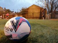 PLAY football in NOTTINGHAM friday 6pm