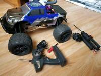 Hpi savage rc car