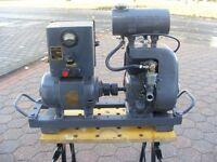 Stationary JAP engine generating set