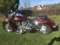 Honda VTX 1300 S. Cruiser Motorcycle