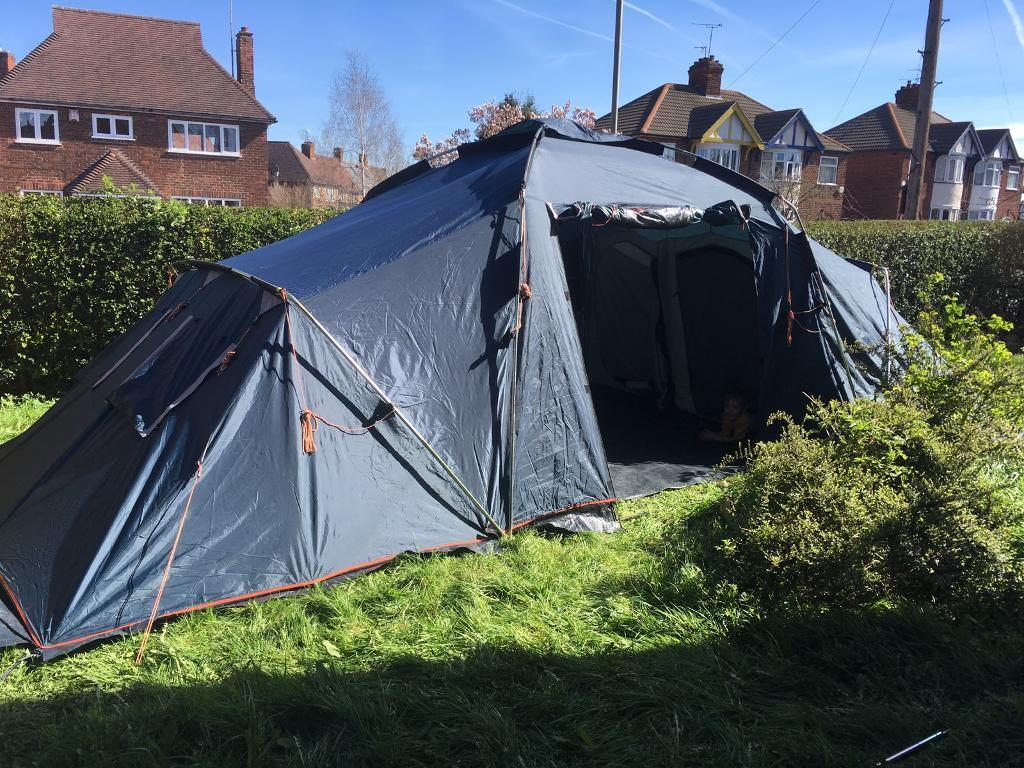 Gelert 8 Man Tent In Leicester Leicestershire Gumtree