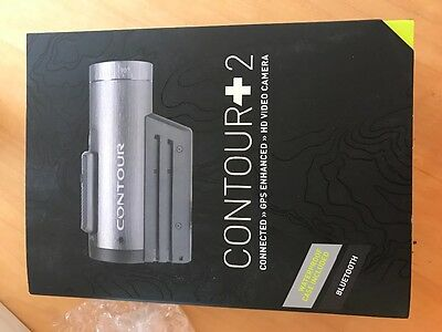 New Contour Contour+2 HD GPS  Plus 2 Video camera Camcorder Bundle