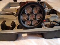 LED Lenser X21R.2 Rechargeable hand held torch - brand new. Perfect xmas present.