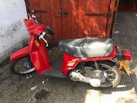 Honda sh50 ped scooter