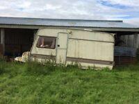 Caravan; free to good home