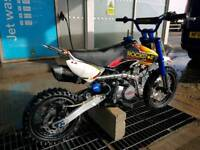 Stomp pitbike 125 pit bike custom