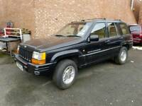 Jeep grand cherokee limited 4.0 auto