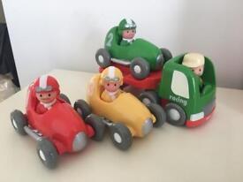 Rare Happy Land Racers