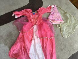 Princess costume nurse costume