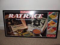 RAT RACE board game
