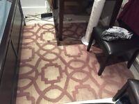Brown/Chocolate area rug