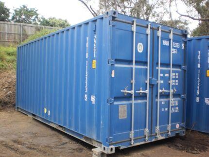 Betta Storage Containers Removals Storage Gumtree Australia