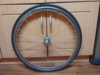 Halo 700c Front wheel for sale