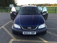 Paulina. Toyota Avensis very clean car call now