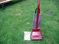 Hoover vacuum cleaner upright used