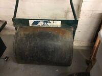 Manual Lawn Roller