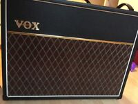Vox AC30 Custom Amp with Celestion Greenback Speakers