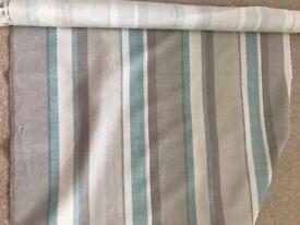 Awning stripe Laura Ashley fabeic