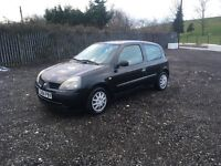 Renault Clio (2004) diesel
