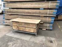 Open as normal Dry stored Scaffold Boards GRADE A Scaffold Boards delivered nationwide