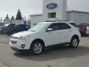2012 Chevrolet Equinox LTZ Local Trade, PST Paid