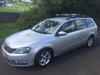 Volkswagen Passat Estate 1.6 TDi Bluemotion