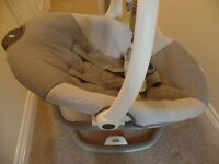 Joie Serina 2 in 1 baby swing / rocker (birth to 9kg / 6 months) - cost £150 new!