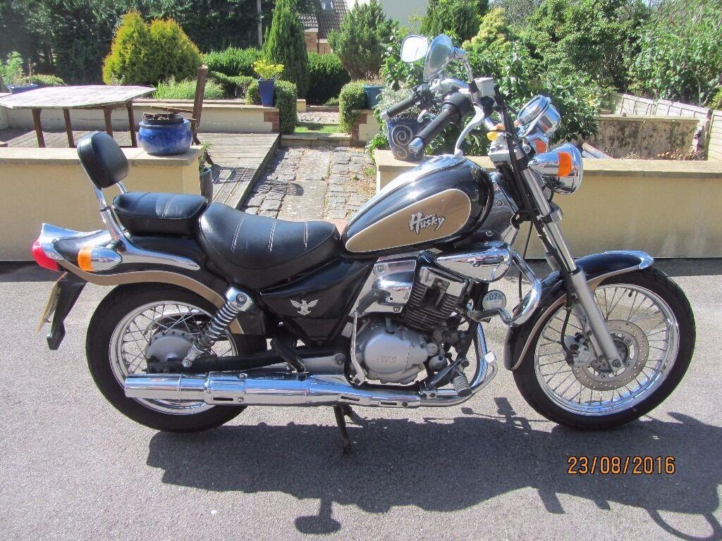 sym husky 125cc cruiser style motor bike in berkeley. Black Bedroom Furniture Sets. Home Design Ideas