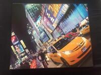 New York Canvasses & picture