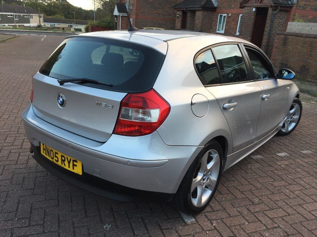 2005 BMW 118D SE 6 SPEED 12 MONTHS MOT