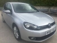 VW GOLF 2.0 SE TDI AUTO