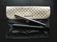 Remington keratin therapy hair straightener