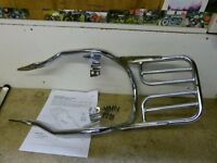 king & Queen seat & rear rack for Hinkley Bonneville 865cc