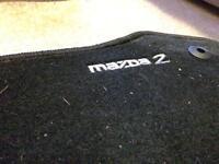 Mazda 2 Car Mats - Full Set