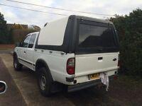 Ford ranger 2005 ( transit tipper not Vauxhall truck)