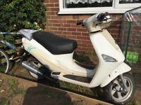 Motoring XP50 (spares/repairs)