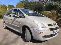 Citroen Xsara PicassoDesire 2006 BEIGE 1.6 FSH MPV Timing belt done STUNNING CONDITION just serviced
