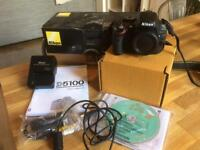 Nikon D5100 DSLR Camera 16.2MP (Body Only)