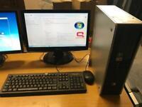 Full Desktop PC Set Up fully workkng