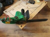 Chain Saw Electric Fully Working VGC