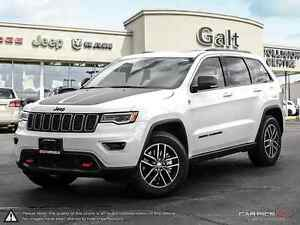 2017 Jeep Grand Cherokee | TRAILHAWK | 4X4 | DEMO | LEATHER | DV